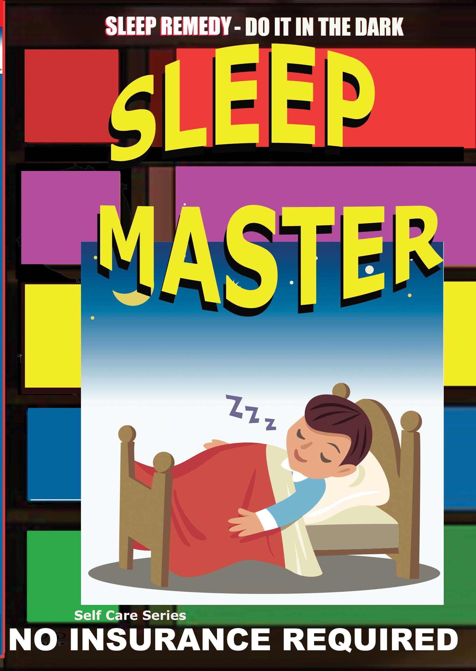 sleep master dvd image
